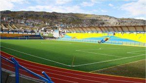 Estadio Daniel ALcides Carrion (Cerro Pasco)