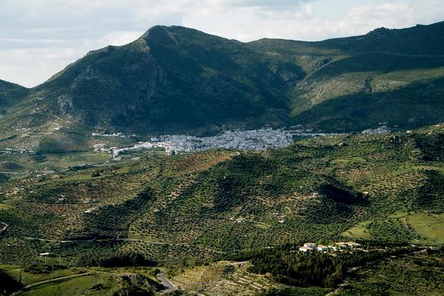 la sierra de Grzalema , lugares más lluviosos en toda España Losmasgeografia.com